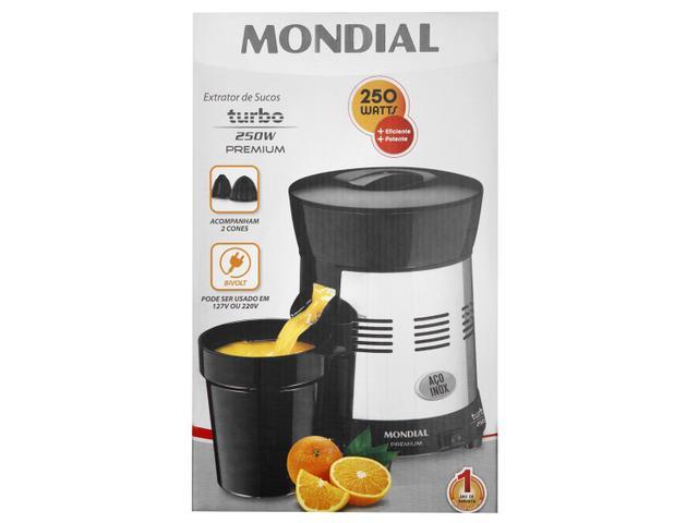 Imagem de Espremedor de Frutas Mondial Cozinha E-10 Elétrico