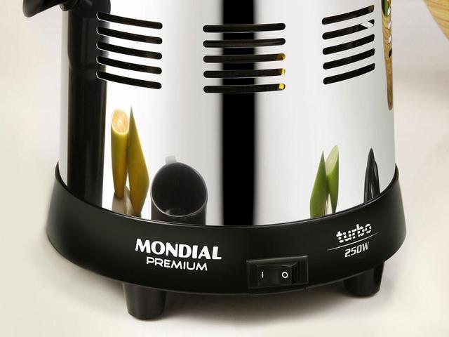 Imagem de Espremedor de Frutas Mondial E-10 250W 1L