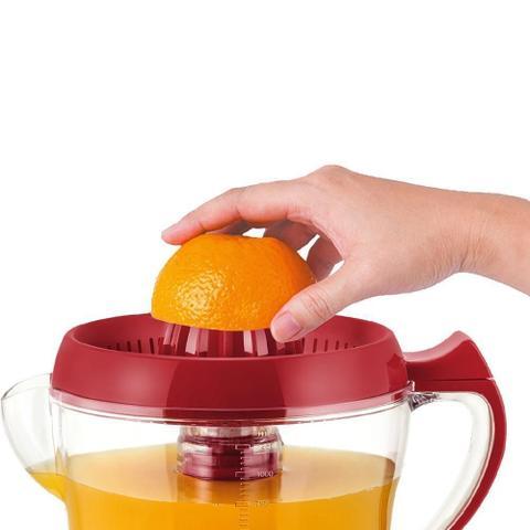 Imagem de Espremedor de Frutas Mondial Red Premium E-23 - 30W 1,25L Vermelho - 127v