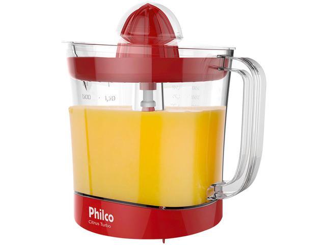 Imagem de Espremedor de Frutas Philco Citrus Turbo Elétrico