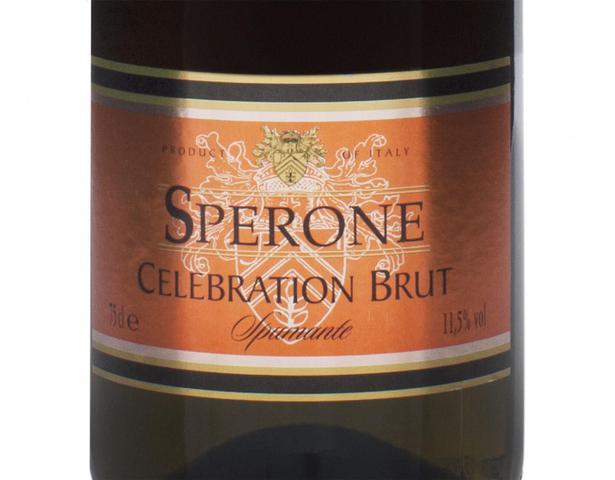 Imagem de Espumante Branco Seco Sperone Celebration Brut