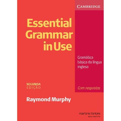 Imagem de Essential Grammar in Use: com respostas