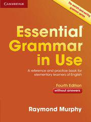 Imagem de Essential grammar in use without answers 4ed