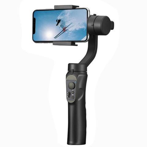 Imagem de Estabilizador Gimbal Portátil Para Smartphone 3-axis