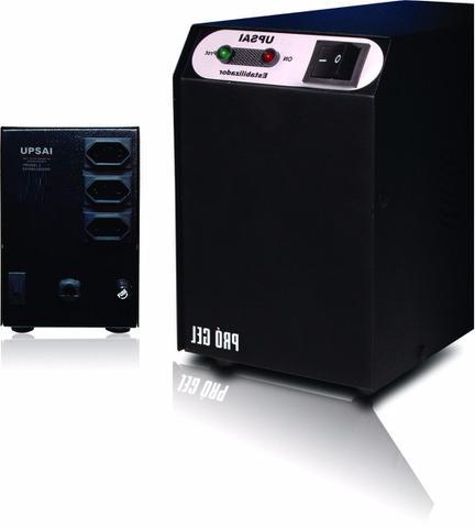 Imagem de Estabilizador Upsai Pró Gel 3 3kva 3000va 3030va para Eletrodomésticos e Informática 220v/220v 51050113