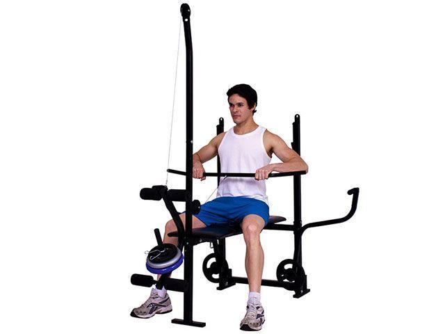 Imagem de Estação/Aparelho de Musculação Polimet 0379