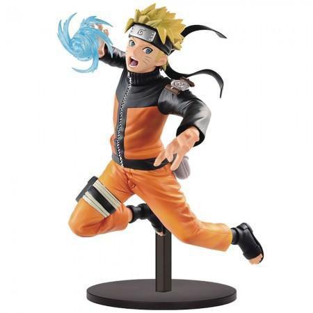 Imagem de Estátua Banpresto Naruto Shippuden - Vibration Stars Naruto Uzumaki 29397
