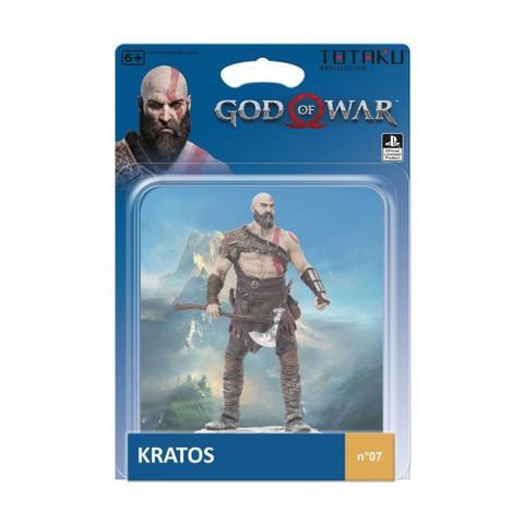 Imagem de Estátua colecionável God of war kratos 07