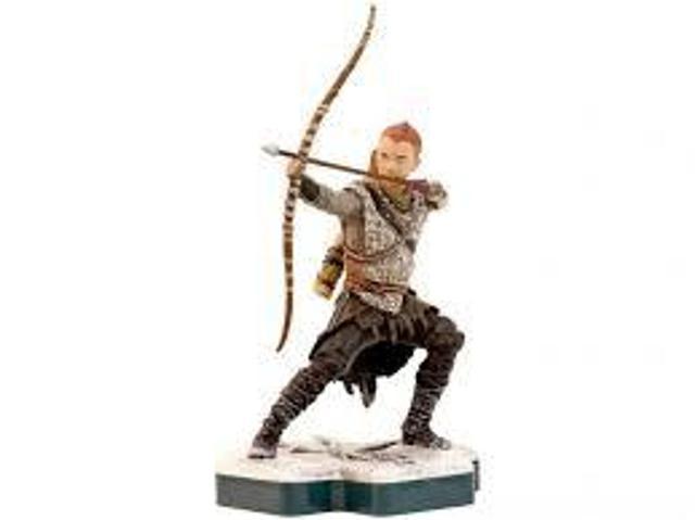 Imagem de Estatua god of war atreus totaku