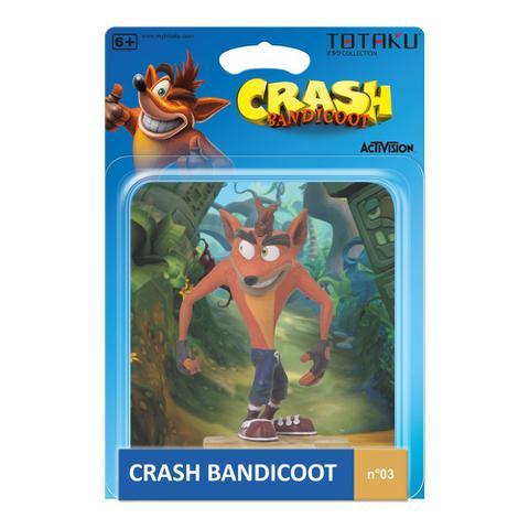 Imagem de Estátua Totaku: Crash Bandicoot