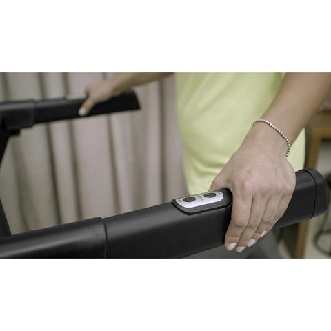 Imagem de Esteira Elétrica Preta Com Display R4I Movement