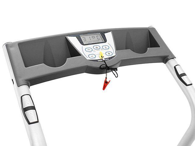 Imagem de Esteira Elétrica Weslo 6600 2 Níveis de Inclinação