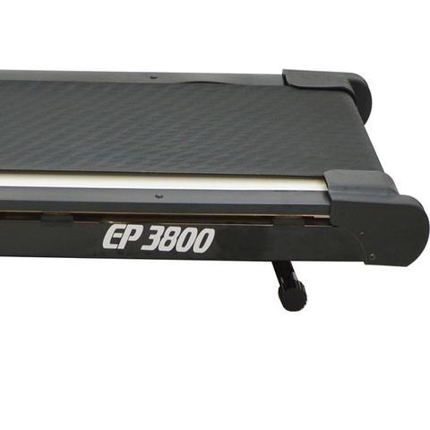 Imagem de Esteira Eletrônica Dobrável Ep-3800 Bivolt Preta 258 Polimet