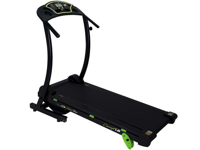 Imagem de Esteira Eletrônica Dream Fitness Concept 1.8