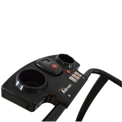 Imagem de Esteira Ep-1600 110kg Monitor Velocímetro 0172 Polimet