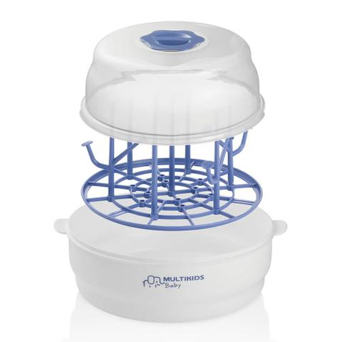 Imagem de Esterilizador A Vapor Para Micro-Ondas Clean E Dry Multikids Baby - BB170