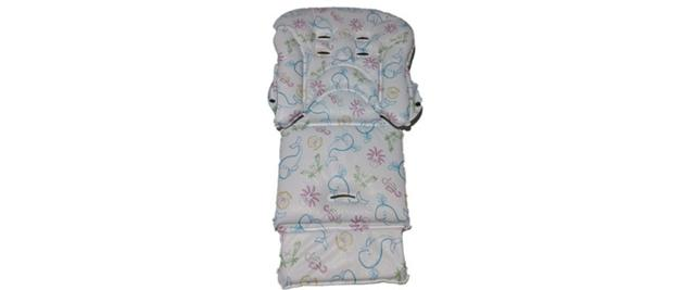 Imagem de Estofado  Cadeira Merenda Oceano Burigotto 8000 - Original