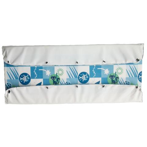 Imagem de Estofado P/ Banheira Millenia 3014 modelo novo - Peixinho Azul