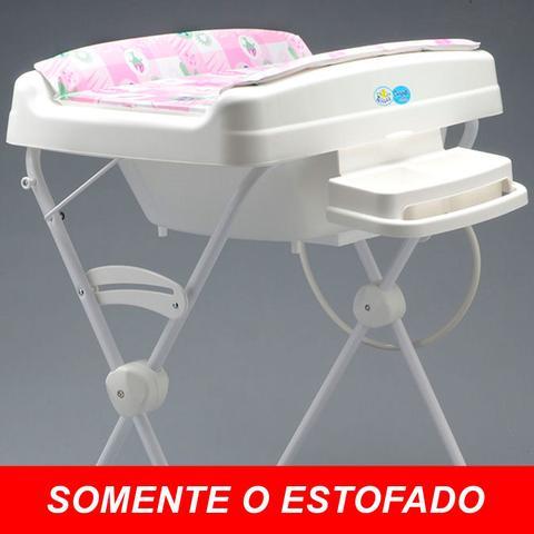 Imagem de Estofado P/ Banheira Millenia 3014 modelo novo - Peixinho Rosa
