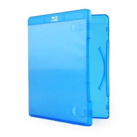 Imagem de Estojo Blu-Ray (Azul)