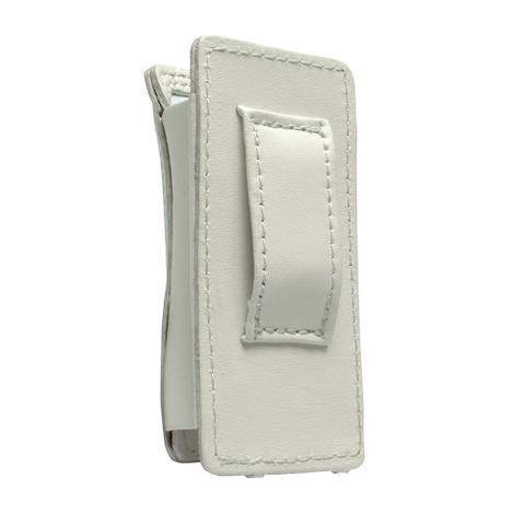 Imagem de Estojo em couro para iPod Nano com frente transparente