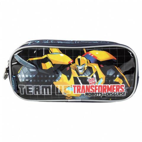 Imagem de Estojo Escolar Duplo Transformers Power Up Pacific 933K14