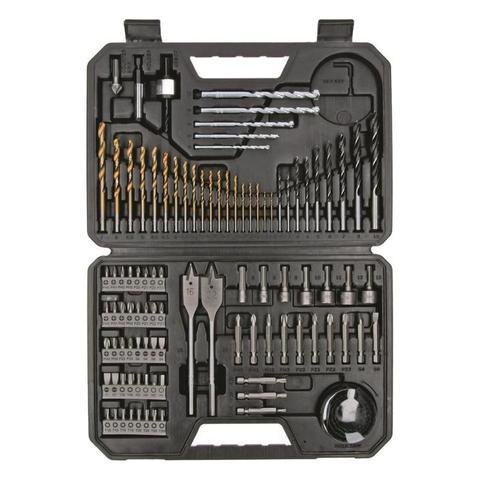 Imagem de Estojo Kit de Ferramentas com 103 Peças Novo Modelo BOSCH - 2608594070000
