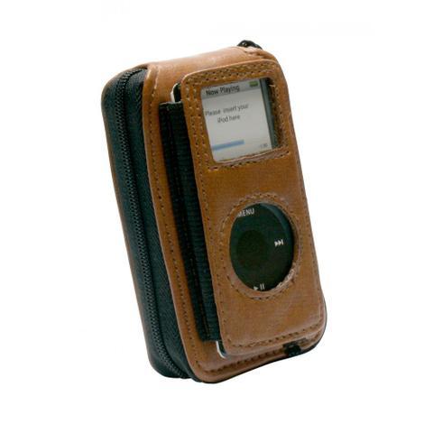 Imagem de Estojo para iPod Nano com sistema de recarga por pilhas 4 AAA -