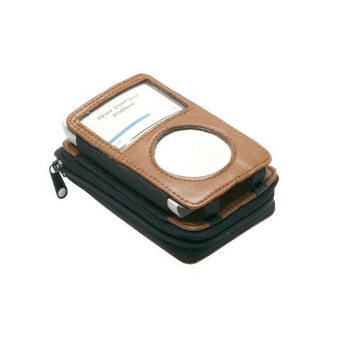 Imagem de Estojo para iPod Vídeo com sistema de recarga por pilhas 4 AAA   -