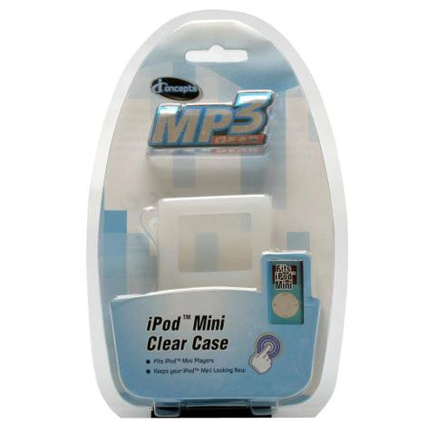 Imagem de Estojo Plástico Para Mp3 Transparente 10988 I-Concepts