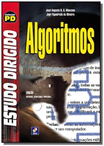 Imagem de Estudo dirigido: algoritmos - Editora erica ltda