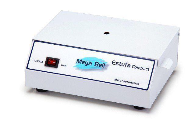 Imagem de Estufa Forninho Esterilizadora de Alicates para Manicure Mega Bell