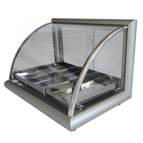 Imagem de Estufa para Salgados 3 com Bandejas Alumínio