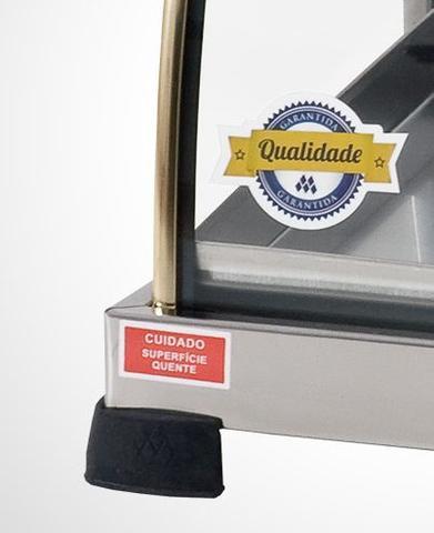Imagem de Estufa para Salgados 4 Bandejas Marchesoni Linha Ouro EF.2.041/042