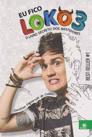 Imagem de Eu Fico Loko 3 - o Livro Secreto dos Bastidores