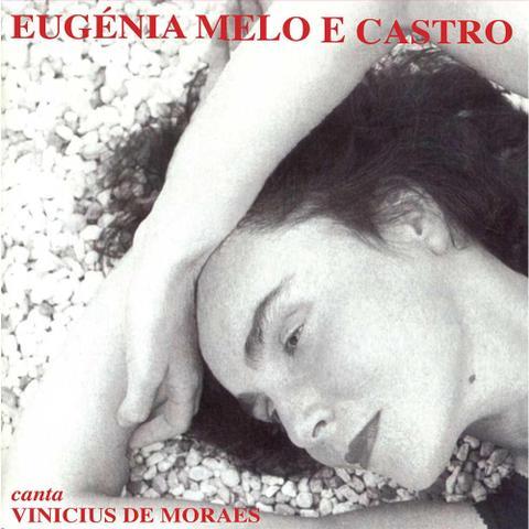 Imagem de Eugénia Melo e Castro - Canta Vinicius - CD