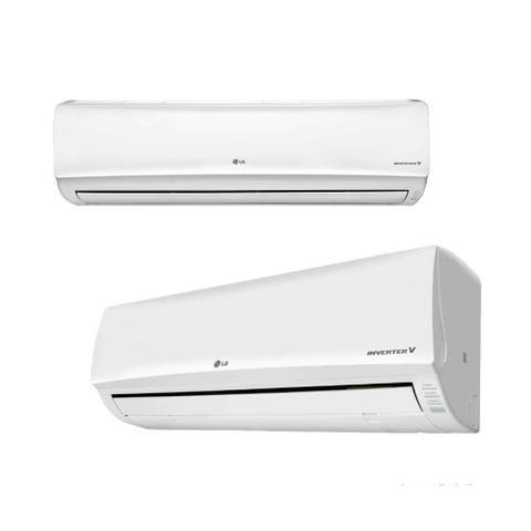 Imagem de Evaporadora de ar Split 9000 BTU/h quente/frio 220V system LG