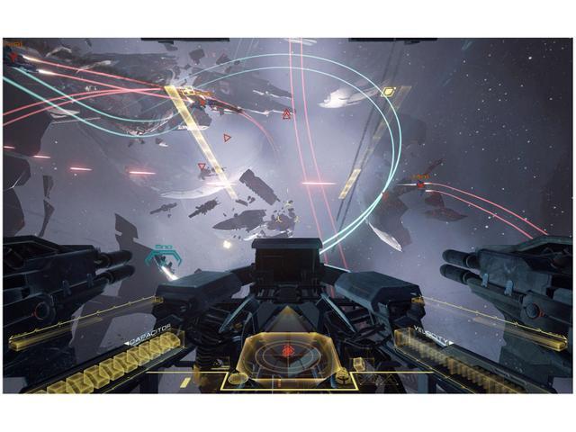 Imagem de Eve Valkyrie para PS4