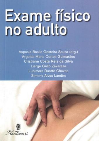 Imagem de EXAME FISICO NO ADULTO - 2ª ED