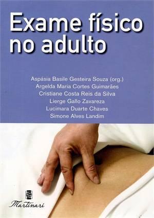 Imagem de Exame Fisico no Adulto - Martinari