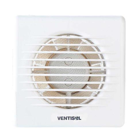 Imagem de Exaustor de banheiro 100 mm ventisol tela inox