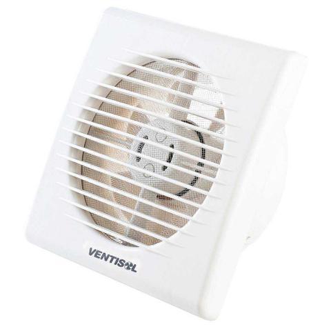 Imagem de Exaustor de banheiro 150 mm ventisol tela inox