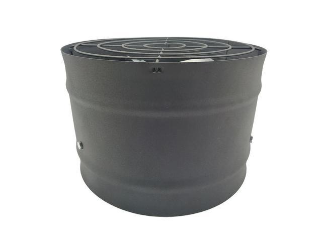 Imagem de Exaustor E Ventilador 30cm Alta Vazão Para Churrasqueiras Coifas - Bivolt