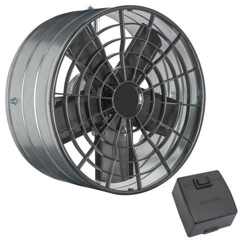 Imagem de Exaustor Industrial 50 CM com Reversão e Chave de Controle VENTISOL