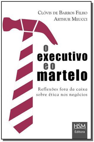 Imagem de Executivo e o  Martelo, O