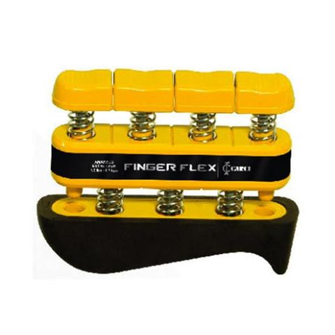 Imagem de Exercitador de Dedos Finger Flex Amarelo