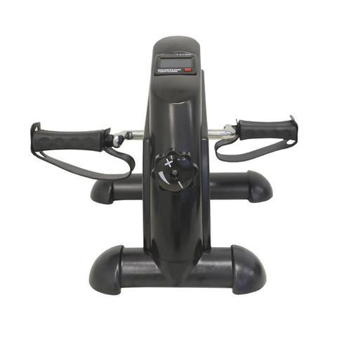 Imagem de Exercitador De Pé Braço Mini Bike Com Monitor Liveup Ls9055