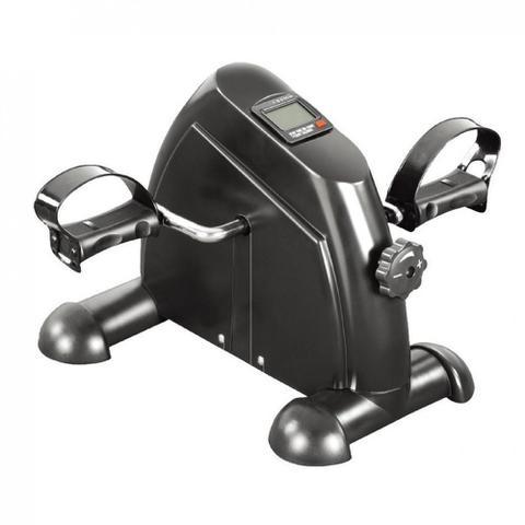 Imagem de Exercitador mini bike com monitor cicloergômetro liveup