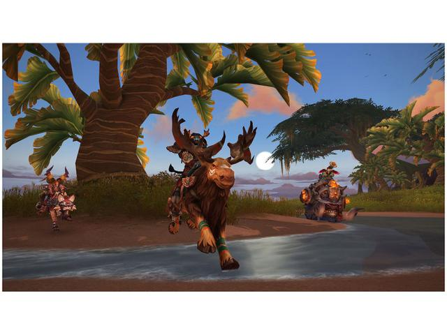Expansão World of Warcraft: Battle for Azeroth - para PC Blizzard