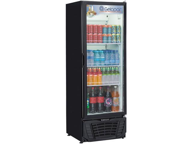 Imagem de Expositor/Refrigerador Vertical Gelopar 414L